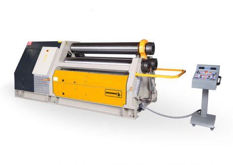 HD 3R HPR Heavy Duty 3 Rolls Hydraulic Plate Roll Machine